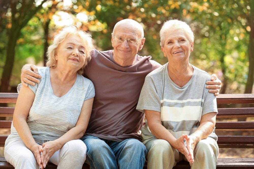 Приятеството сред възрастните хора